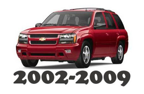2003 chevy blazer service manual pdf