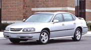 Chevrolet Impala 2000 2002 to 2005 Workshop Service Repair Manual