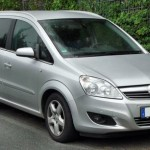 Chevrolet Opel Vauxhall Zafira 2005-2010 Petrol Diesel Workshop Service Manual