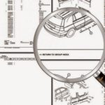 Chrysler 2006-2009 Service Parts Catalogue Manual