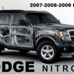 Dogde Nitro 2007-2008-2009 Workshop Service Repair Manual Pdf
